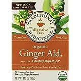 Traditional Medicinals Organic Ginger Aid, 24.09 g