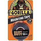Gorilla 6055002 Heavy Duty Mounting Tape, 25mm x 1.52m