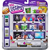Shopkins Real Littles Shopper Pack. 8 Shopkins and 8 Real  Mini Packs (16 Total Pieces). Styles May Vary