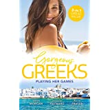 Gorgeous Greeks: Playing Her Games/Playing by the Greek's Rules/Changing Constantinou's Game/Falling For Dr Dimitriou
