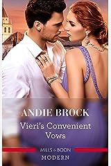 Vieri's Convenient Vows Kindle Edition