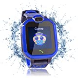 Kids Smart Watch with Alarm Clock 7 Game Camera Music Player Phone for Kids - Kids Smart Watch Boys and Girls - Touch Screen,