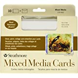 Strathmore 105-462-1 Mixed Media Cards-