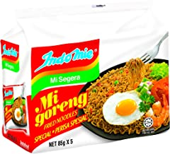 Indomie Migoreng Fried Noodles, Special Flavour, 85g (Pack of 5)