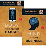 Mind Is Your Business/Body The Greatest Gadget (2 Books In 1): (Set of 2 Books)