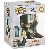 "Funko FU37431 POP! Games: #489 Bastion 6"" - Overwatch Action Figure"