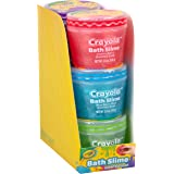 Crayola Bath Slime Scented Soap 4 Colors and Scents (6 Pack)