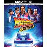 Back To The Future: The Ultimate Trilogy (4K Ultra Hd/Blu-Ray/Digital)
