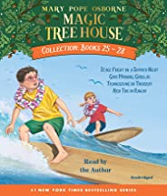 Magic Tree House Collection: Books 25-28: #25 Stage Fright on a Summer Night; #26 Good Morning, Gorillas; #27 Thanksgiving o