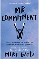 Mr Commitment Kindle Edition