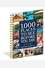 2021 1000 Places to See Before You Die Diary Calendar