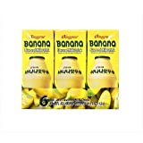 Binggrae Banana Flavour Milk, 200ml, (Pack of 6)