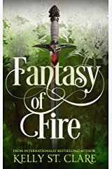 Fantasy of Fire (The Tainted Accords Book 3) Kindle Edition