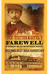 The Stationmaster's Farewell: The bestselling Victorian mystery series (Railway Detective series Book 9) Kindle Edition