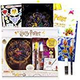 Inkworks Harry Potter Journal and Pen Set - Bundle Includes Premium Harry Potter Diary, Stylus Pen, Bookmark and Harry Potter