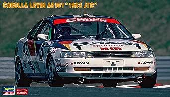 ハセガワ 1/24 カローラ レビン AE101 1993 JTC プラモデル 20417
