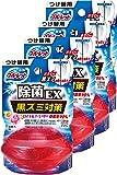 【まとめ買い】液体ブルーレットおくだけ除菌EX トイレタンク芳香洗浄剤 詰め替え用 ロイヤルブーケ 70ml×4個