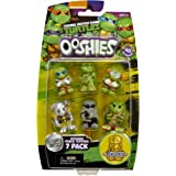 "Ooshies Set 3 ""TMNT Series 1"" Action Figure (7 Pack)"