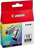 Canon 純正インクカートリッジ BCI-15 ブラック 2個パック BCI-15BLACK