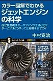 カラー図解でわかるジェットエンジンの科学 なぜ旅客機はターボファンが主流なの?タービンはどうやって圧縮機を回すの? (サ…