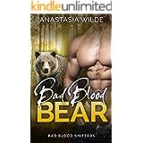 Bad Blood Bear (Bad Blood Shifters Book 1)