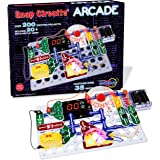 Snap Circuits SCA-200 Arcade Electronics Discovery Kit , Packaging may vary