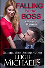 Falling for the Boss Kindle Edition