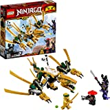 LEGO Ninjago The Golden Dragon 70666 Building Toy