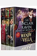 The Sinclair & Raven Series: (Books 4-6) A Regency Romance Collection Kindle Edition
