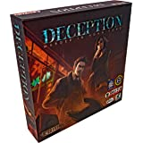 Deception Murder in Hong Kong Card Game