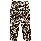 Terra & Sky Leopard Print Plus Size Dress Pant