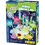 Thames & Kosmos Ooze Labs: Alien Slime Lab Science Experiment Kit & Lab Setup, 10 Experiments with Slime