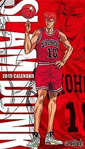 エンスカイ スラムダンク 2019復刻版壁掛けカレンダー