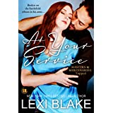 At Your Service (Masters and Mercenaries: Topped Book 4)