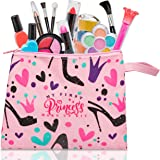 My First Princess Make Up Kit - 12 Pc Kids Makeup Set - Washable Pretend Makeup For Girls - These Makeup Toys for Girls Inclu