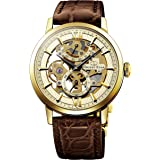 [オリエント]ORIENT 腕時計 ORIENTSTAR オリエントスター クラシック スケルトン 機械式 手巻 WZ0031DX メンズ