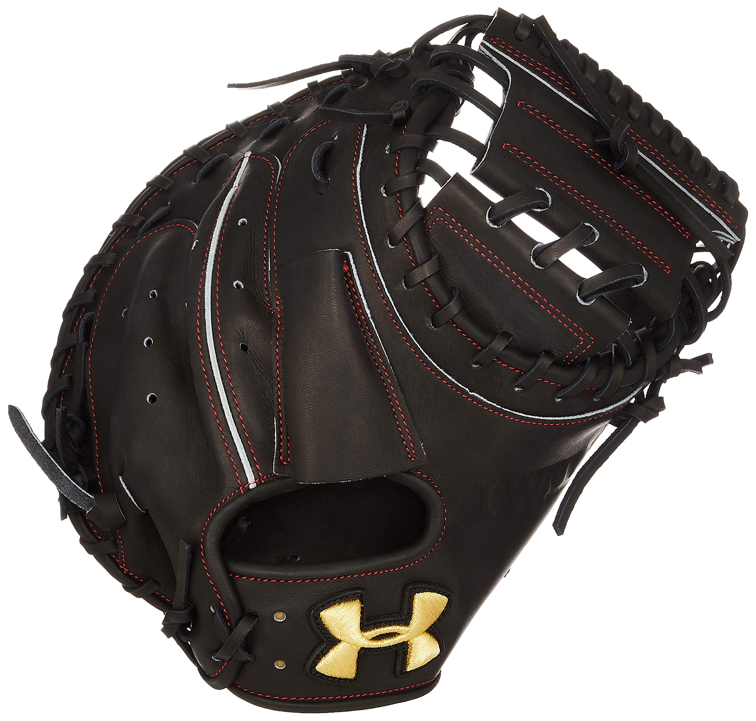 UNDER ARMOUR 硬式グラブ 野球用 右投げ捕手用 メンズ 1313785 ブラック 30.5cm