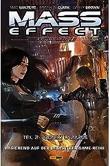 Mass Effect Band 6 - Foundation 2 - Projekt Lazarus (German Edition) Kindle Edition
