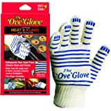 Ove' Glove, Heat Resistant, Hot Surface Handler Oven Mitt/Grilling Glove, Perfect For Kitchen/Grilling, 540 Degree Resistance