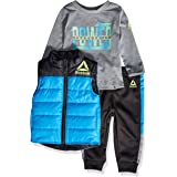 Reebok Baby-Boys 3 Piece Set Pants Set