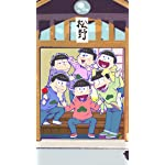 おそ松さん iPhone8,7,6 Plus 壁紙(1242×2208) 松野家