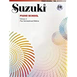 Suzuki Piano School- New International Edition- Volume Two- (Book & CD): 2