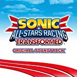 SONIC & ALL-STARS RACING TRANSFORMED Original Soundtrack  (2枚組ALBUM)