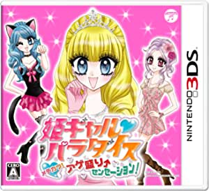 姫ギャルパラダイス メチカワ!アゲ盛り↑センセーション! - 3DS