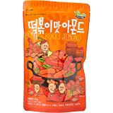 Tom's Farm Tteokbokki Flavoured Almond, 190g