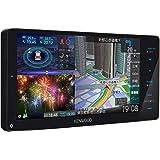 KENWOOD(ケンウッド) カーナビ 彩速ナビ 7型ワイド MDV-M807HDW 専用ドラレコ連携 無料地図更新/フルセグ/Bluetooth/Wi-Fi/Android&iPhone対応/DVD/SD/USB/HDMI/ハイレゾ/VICS/タッ