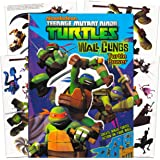 Teenage Mutant Ninja Turtles Decals Bundle ~ Over 25 Wall Stickers for Boys Kids Toddlers (TMNT Room Decor)
