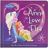 Frozen Anna Loves Elsa