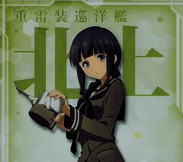 艦隊これくしょん~艦これ~  iPhone/Androidスマホ壁紙(1080×960)-1 - 北上