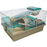Rosewood 19192 Small Animal Pico Hamster Cage, Translucent Teal